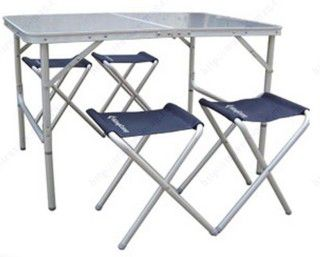 KingCamp Table Chair Set