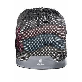 Deuter Mesh Sack Black/titan