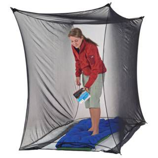 Sea to Summit Mosquito Box Net Single Black