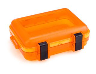 GSI Outdoor Lexan Gear Box Apricot Orange