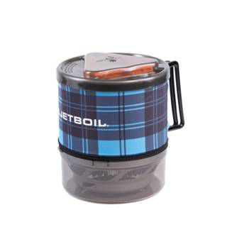 JetBoil Minimo Accessory Cozy Blue Plaid