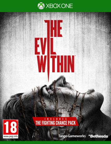 Bethesda Softworks The Evil Within (русские субтитры)