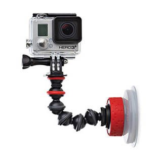 DayMen JOBY Suction Cup & GorillaPod Arm