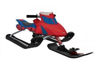 Snow Moto Ultimate Spiderman