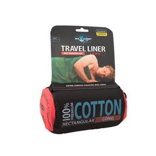 Sea to Summit Cotton Liner Long Navy