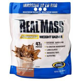 Gaspari Nutrition Гейнер Gaspari Nutrition Real Mass Advanced (5454гр)