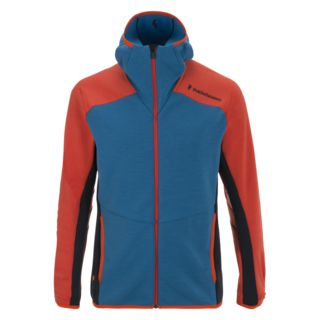 Peak Performance Heli Hooded Zipped Midlayer