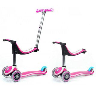 Y-Volution Y-Scoo Globber RT My free Seat 4 in 1