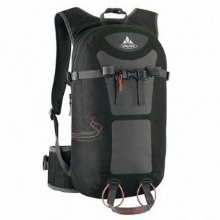 Vaude Snow Rider 20 black/anthracite