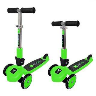 Y-Volution RT Trio 120 Neon green
