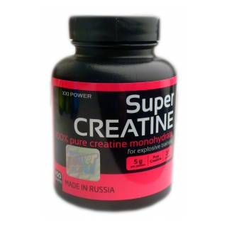 XXI Power Креатин XXI Power Super Creatine (100гр)