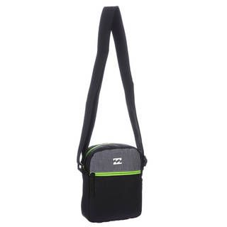 Billabong Boulevard Satchel, black lime