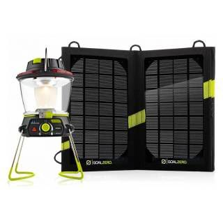 Goal Zero Lighthouse 250 Solar Kit