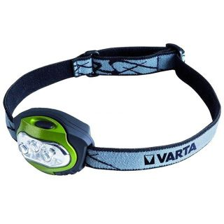 Varta 3x LED Outdoor Sports Head Light