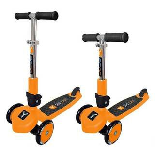 Y-Volution RT Trio 120 Neon orange