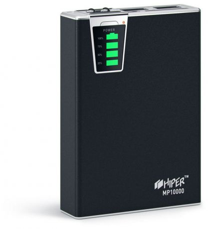 HIPER Power Bank MP10000 Black
