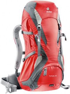 Deuter Futura 32 Fire/granite, туристический