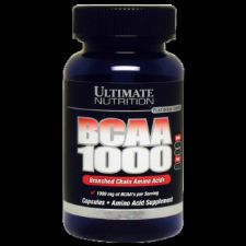 Ultimate Nutrition BCAA Ultimate 1000 (60 капс)