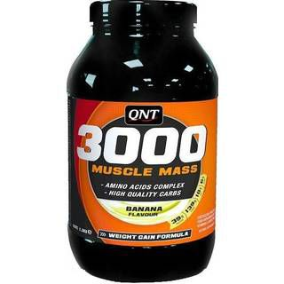 QNT Гейнер QNT Muscle Mass 3000 (1300гр)