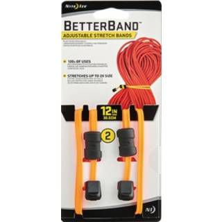 "Nite Ize BetterBand 12"" Bright Orange BDS12-31-2R3"
