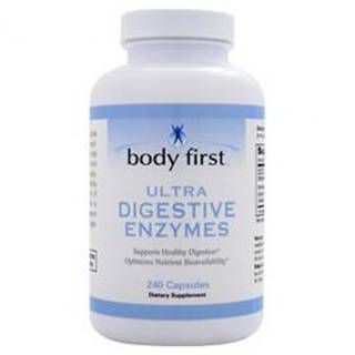 Body First Витамины Body First Ultra Digestive Enzymes (60капс)