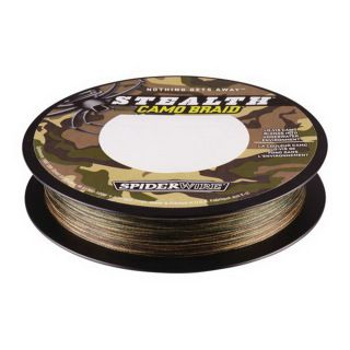 Spiderwire Stealth Camo 0.14мм, 10.2кг, 110м 1152381