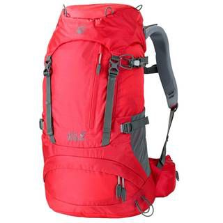 Jack Wolfskin ACS Hike 24 Pack Hibiscus Red, женский