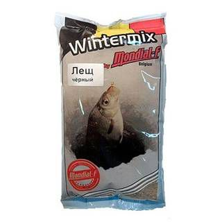 Mondial-F Wintermix Bream Black
