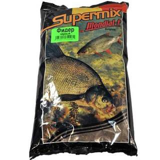 Mondial-F Supermix Feeder Black