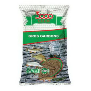 Sensas 3000 Club Gros Gardon 1кг