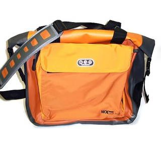 Pacific Outdoor Equipment Wxtex Satchel Orange