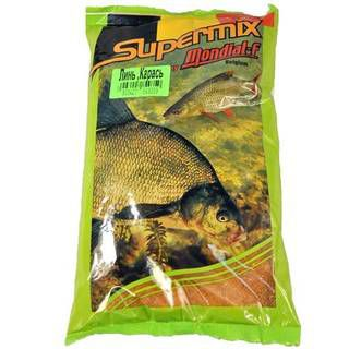 Mondial-F Supermix Tench&crussian Green