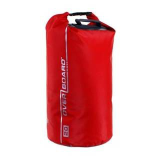 Overboard OB1005R Waterproof Dry Tube Bag - 20L