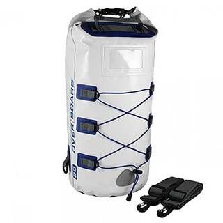 Overboard OB1016WHT Waterproof Boat Master Dry Tube 20 Litres