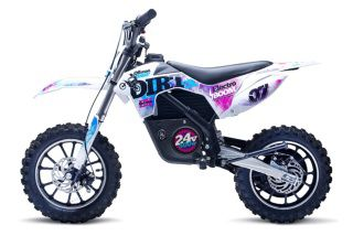 Hook Dirt 24V blue