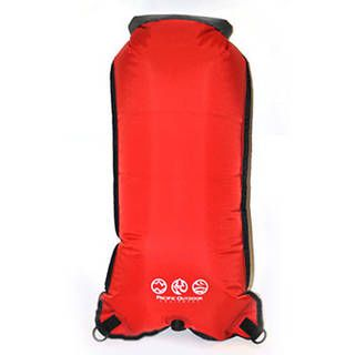 Pacific Outdoor Equipment WXtex Dry Sack Red  25L
