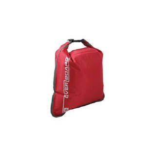 Overboard OB1004R Waterproof Dry Flat Bag 15L