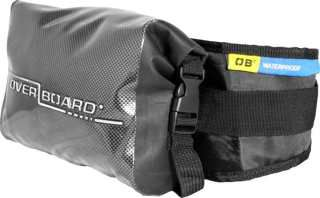 Overboard OB1048C  Waterproof Waist Pack Carbon 3L