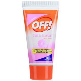 OFF Soft and Scented 50 мл