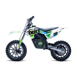 Hook Dirt 24V green