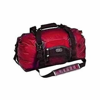 Pacific Outdoor Equipment Wxtex DR100RD River Duffel S Red, туристическая