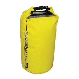 Overboard OB1005Y Waterproof Dry Tube Bag - 20L