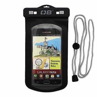 Overboard OB1106BLK Waterproof Large Phone Case