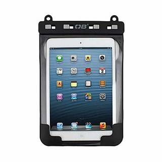 Overboard OB1083BLK Waterproof iPad Mini Case with shoulder strap