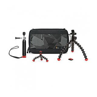 Joby  Action Base Kit для GoPro (кейс, ручка и штативы)