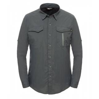 The North Face L/S Sequoia Shirt, T0CM4B