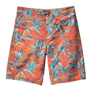 Patagonia Printed Wavefarer Board Shorts 21 in, 86630