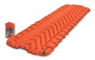 Klymit Insulated Static V Orange