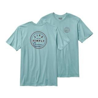 Patagonia Live Simply Hook Cotton T-Shirt, 38804