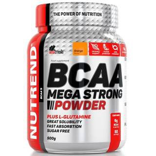 Nutrend BCAA Nutrend Mega Strong Powder (500гр)